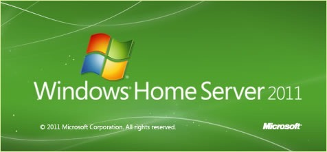 Microsoft выпускает Windows Home Server 2011