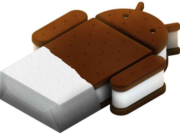 Android Ice Cream Sandwich.