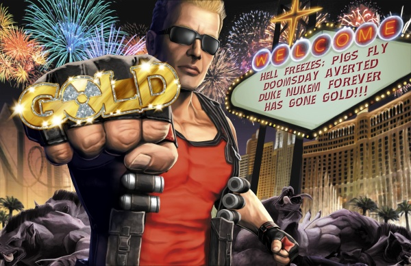Отзывы о Duke Nukem Forever: the game sucks