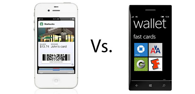 iOS 6 vs. Windows Phone 8