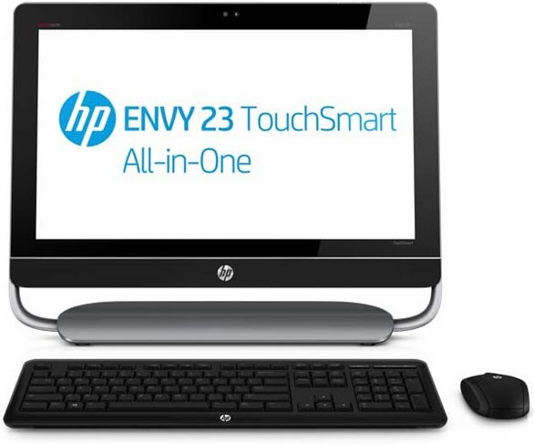 Envy 20 TouchSmart
