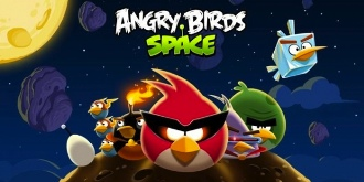 Angry Birds Space бьет все рекорды популярности