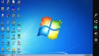 Добавление панели Charms из Windows 8 в Windows 7, Vista и XP