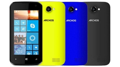 Cмартфон Archos 40 Cesium на Windows Phone 8.1 за $99