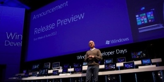Microsoft обновила Windows 8 Release Preview