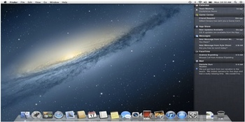 Apple выпустила OS X 10.8 Mountain Lion DP3