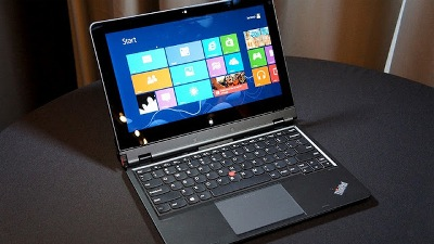 Начинаются поставки Lenovo ThinkPad Helix с Windows 8